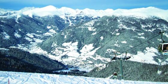 View across Bad Kleinkircheim | Austria | SkiBound