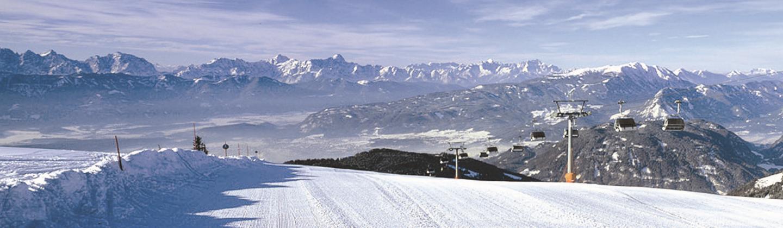Gerlitzen ski area | Austria | Credit GerlitzenGerlitzen