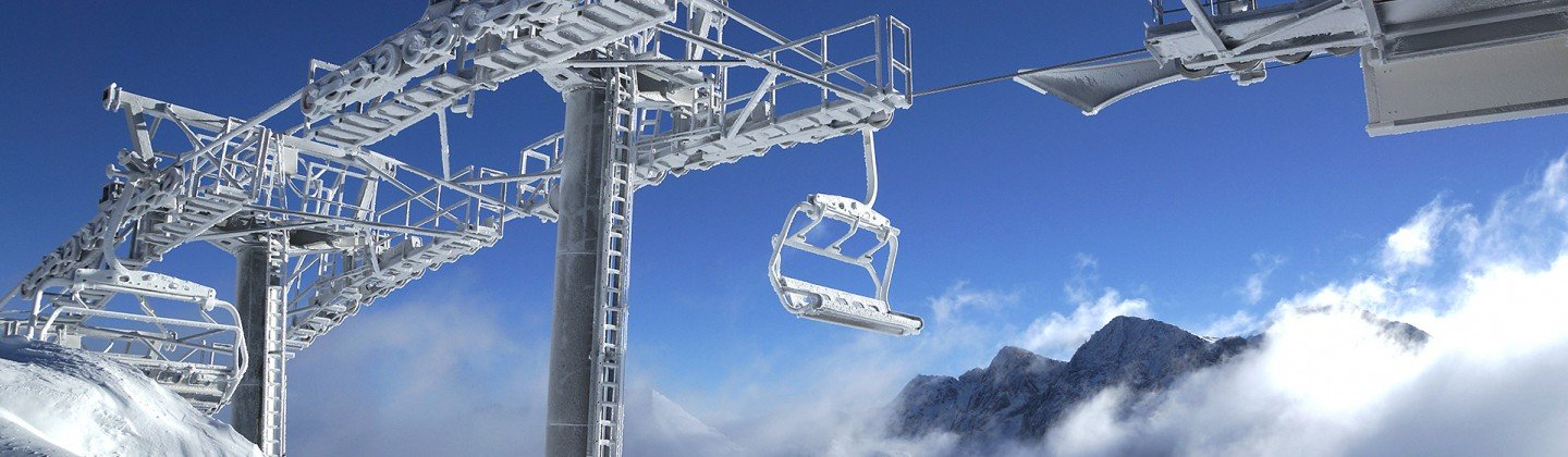 Chairlifts in Andorra