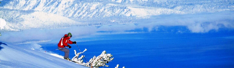 School Ski Trips to Heavenly, West Coast USA