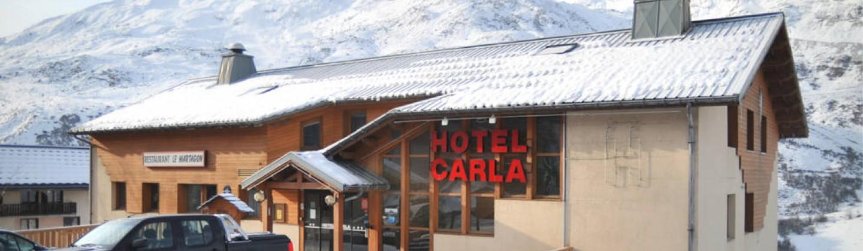 Hotel Carla Exterior