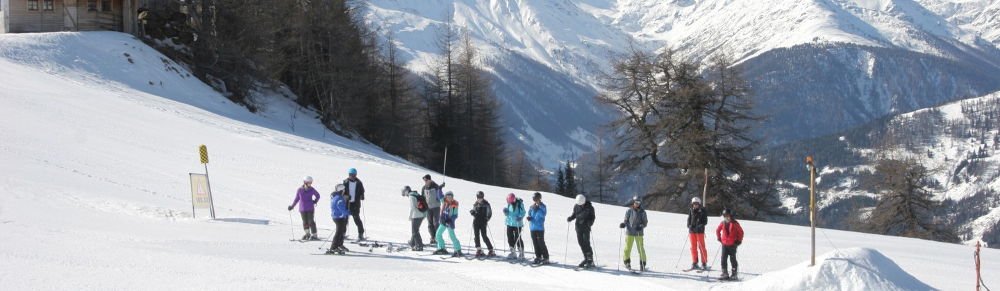 School ski trips to Matrei, Austria