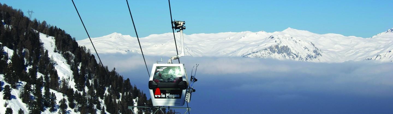 School Ski Trips to La Plagne
