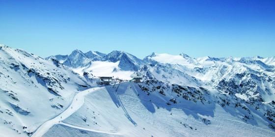 Skiing in the Ötz Valley | Austria