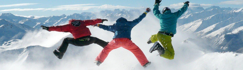 School ski trips with SkiBound