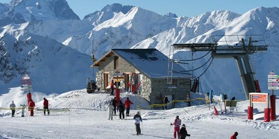 Domaine skiable | Valmeinier