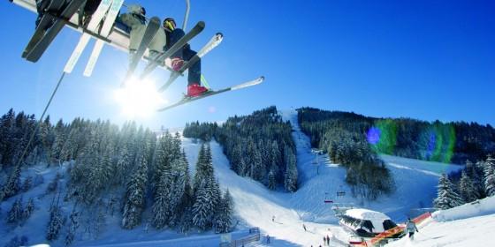 Ski lift in Kitzbühel | Austria