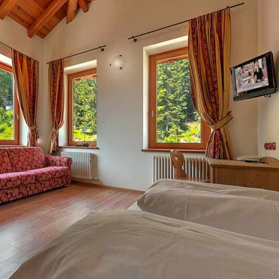Active Hotel Garni dal Bracconiere multiple, Folgarida