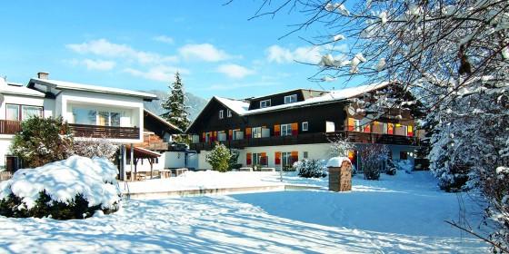 Jugendhotel Egger rear exterior | Villach | Gerlitzen | Austria