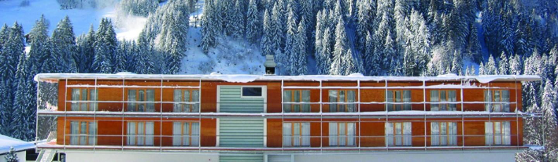 Hotel Base, Montafon Valley