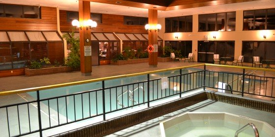 Holiday Inn Rutland Pool