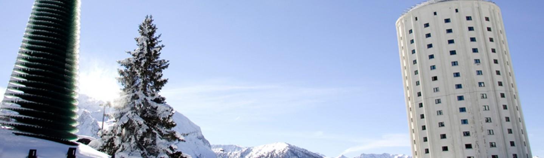 School Ski Trips to the Hotel Duchi d'Aosta