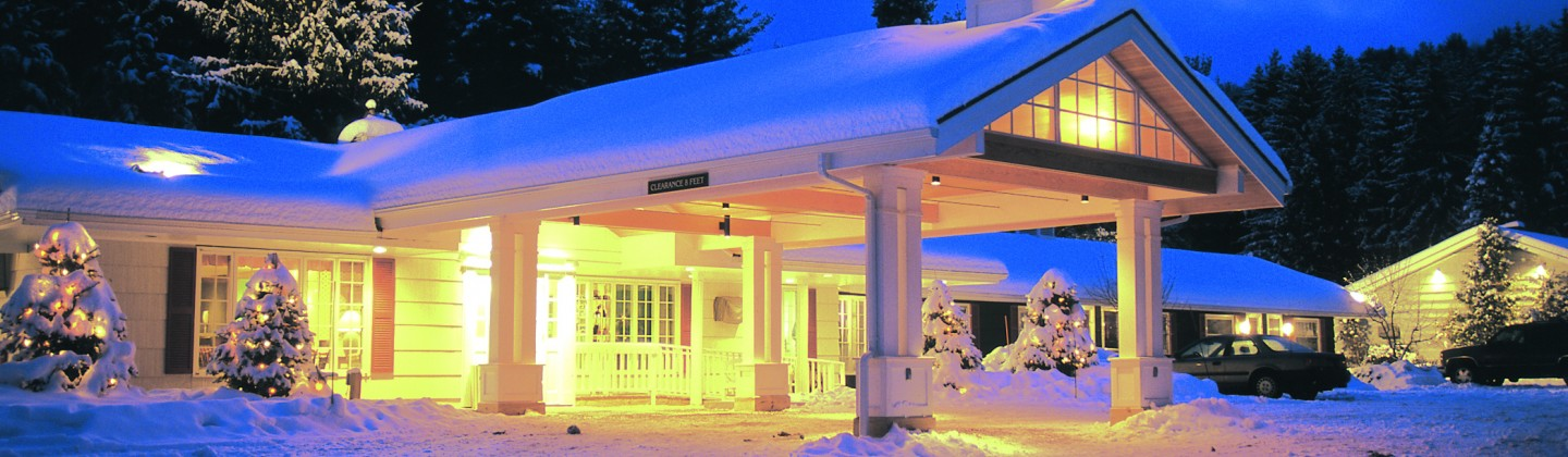Golden Eagle Resort, Stowe