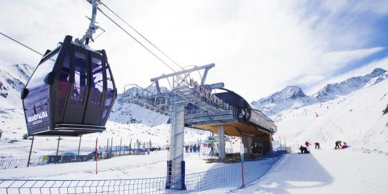 Grandvalira lift