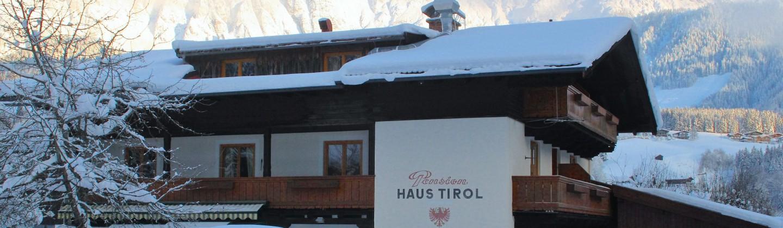 Pension Haus Tirol | Leogang | Austria