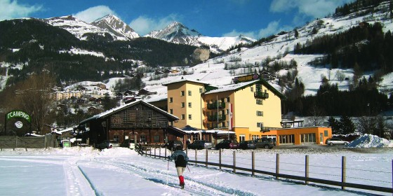 Alpenparks in Matrei