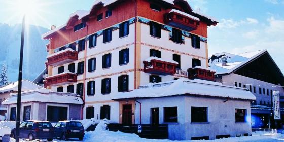 Hotel Posta external view