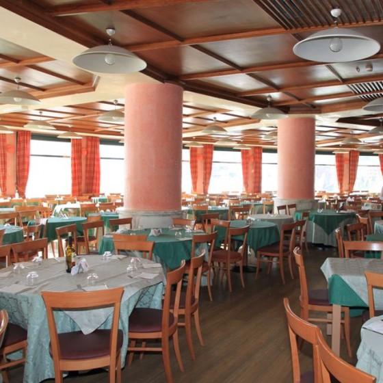 Hotel Duchi d'Aosta Restaurant