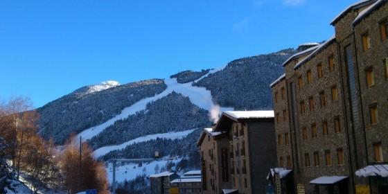 Vall Ski exterior