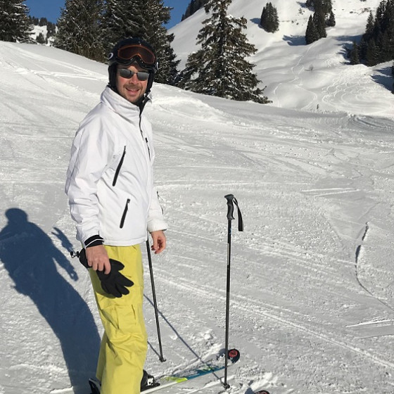 Meet Alistair from the SkiBound team