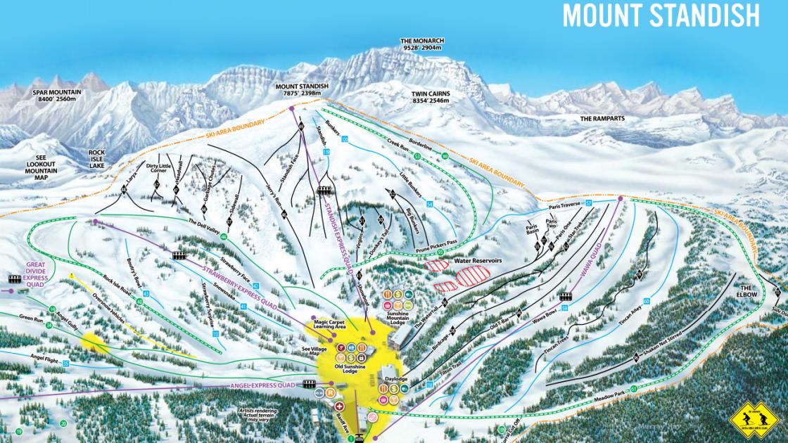 Banff | Mount Standish