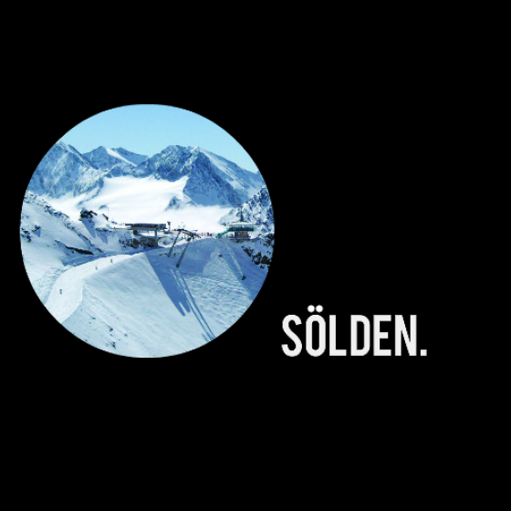 Sölden takes on a James Bond theme