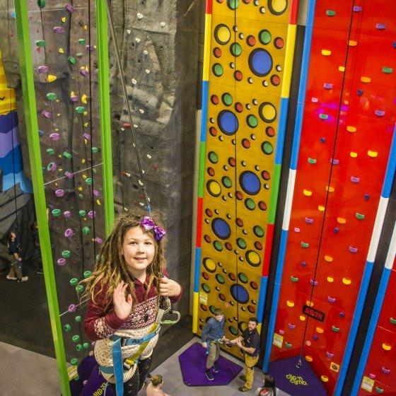 Jay Peak Climbing
