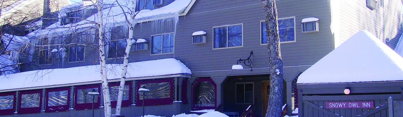 Snowy Owl Inn Exterior