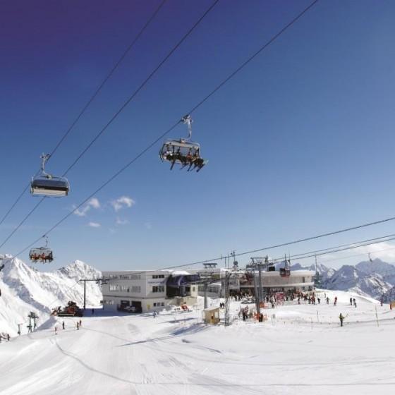 Stubai Glacier   Austria