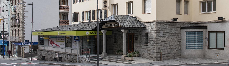 Hotel Oros, Andorra