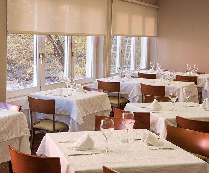 Hotel Oros Restaurant