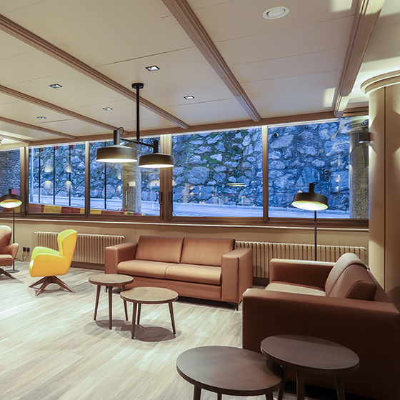 Hotel Panorama Reception