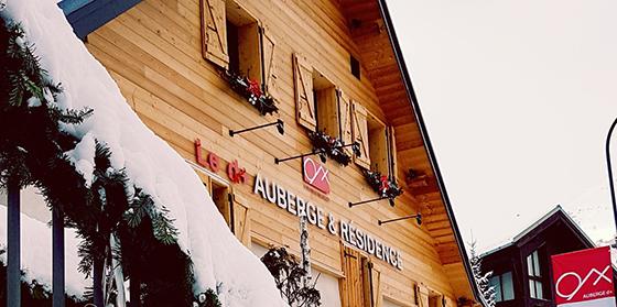 L'Auberge D+